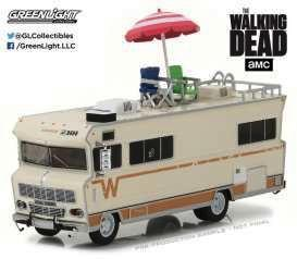 THE WALKING DEAD - Dales 1973 Winnebago Chieftain - 1:43 scale