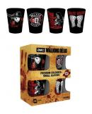 THE WALKING DEAD - Premium Coloured Shot Glass - Daryl Dyxon