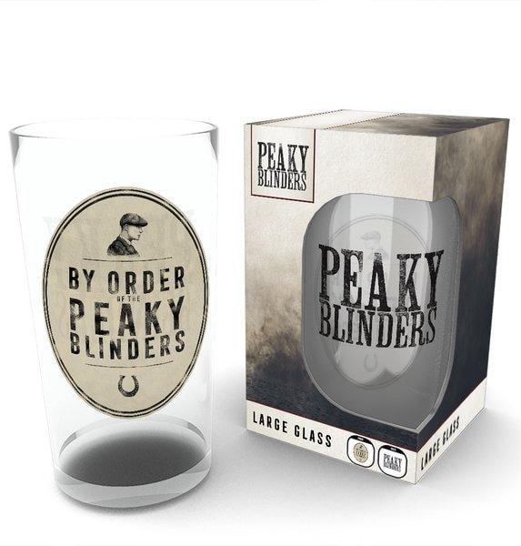 PEAKY BLINDERS - Large Glasses 500ml - By Order