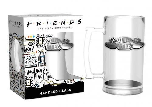 FRIENDS - Central Perk - Chope badge métal 500ml