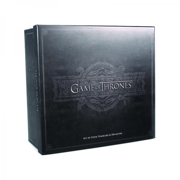GAME OF THRONES - Premium Decanter Set_4