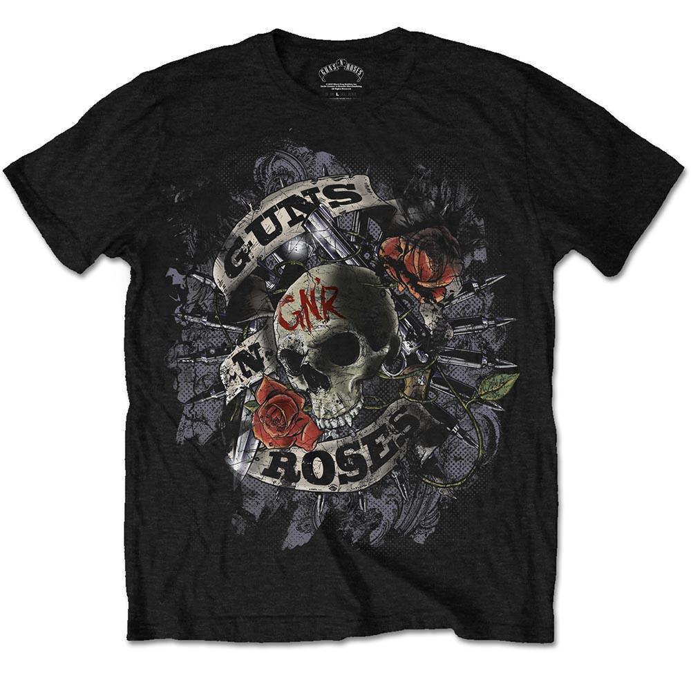 GUNS N ROSES - T-Shirt - Firepower (L)