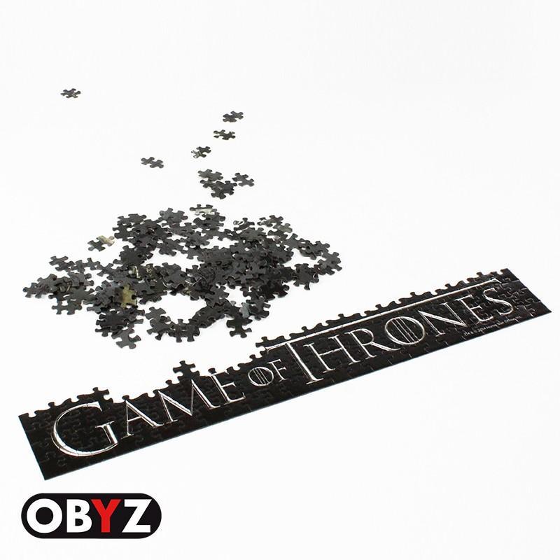 GAME OF THRONES - Puzzle 1000 pces_4