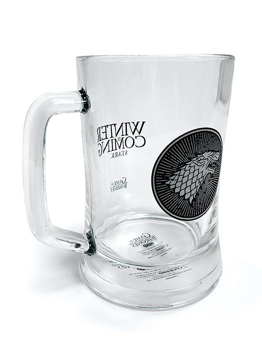 GAME OF THRONES - Glass Stein - House Stark