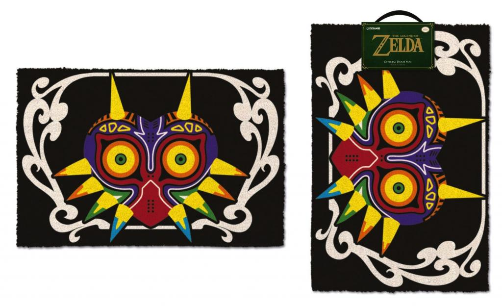 THE LEGEND OF ZELDA - Paillasson 40X60 - Majora's Mask