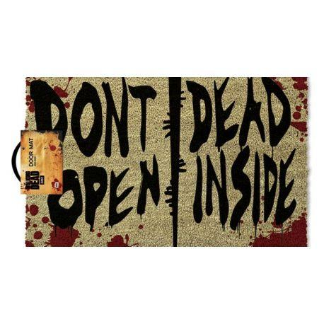 THE WALKING DEAD - Paillasson 40X60 - Dont Open Dead Inside
