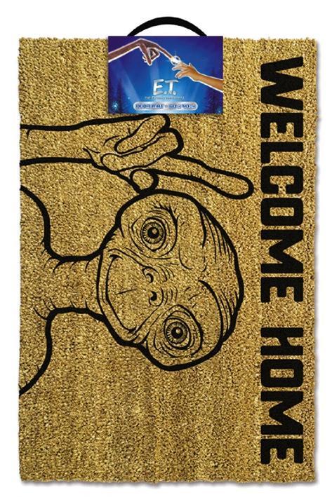 E.T. - Paillasson 40X60 - Welcome Home