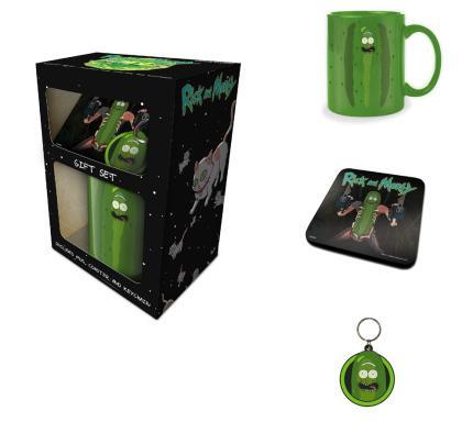 RICK & MORTY - Gift Set - Pickle Rick