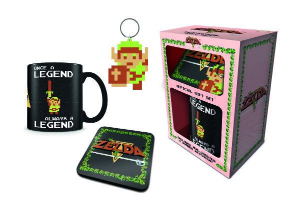 ZELDA - Gift Set - Retro