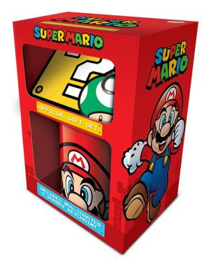 NINTENDO - Gift Set - Mario