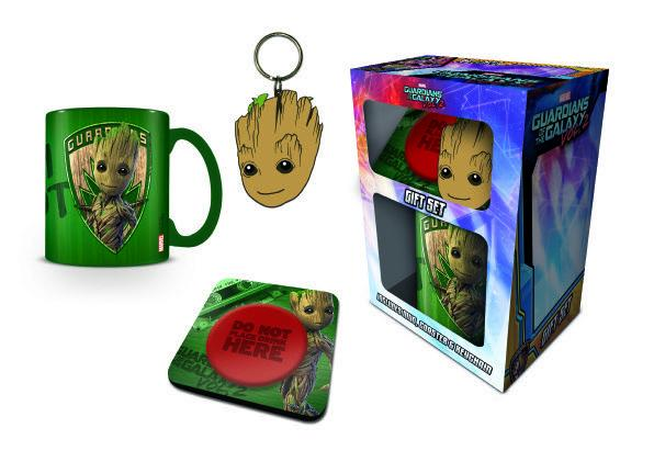 GUARDIANS OF THE GALAXY 2 - Gift Set - Groot_1