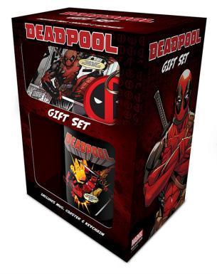 DEADPOOL - Gift Set - Deadpool