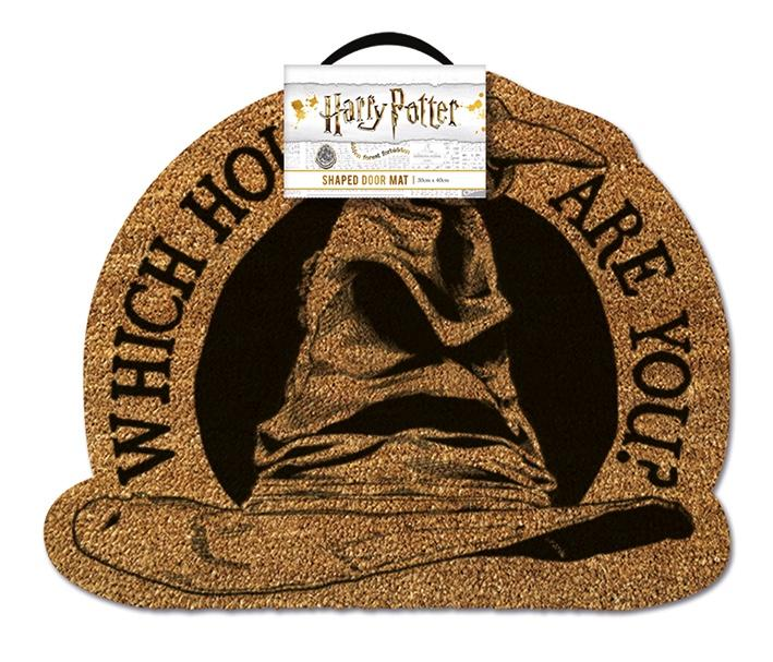 HARRY POTTER - Paillasson 40X60 - Sorting Hat