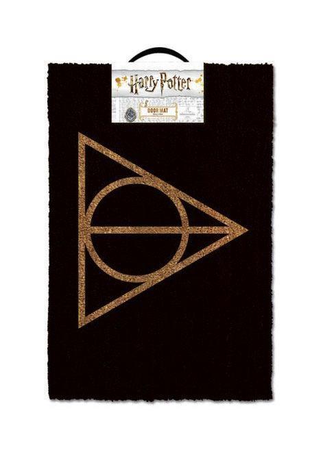HARRY POTTER - Paillasson 40X60 - Deathly Hallows