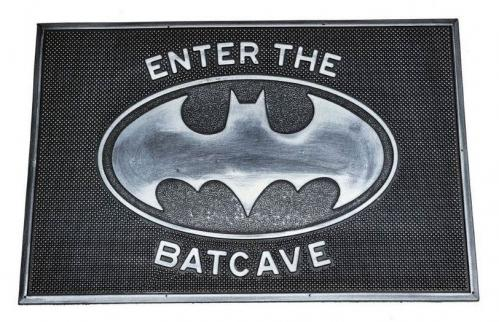 DC COMICS - Enter the Batcave - Paillasson caoutchouc '40x60cm'
