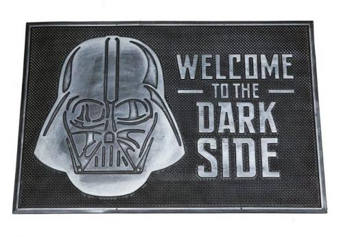 STAR WARS - Dark Side - Paillasson caoutchouc '40x60cm'