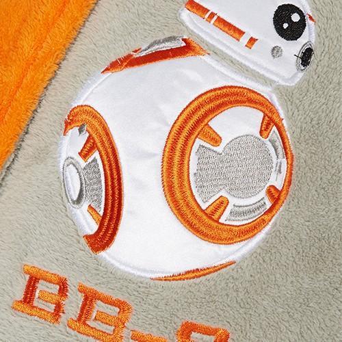 STAR WARS - Peignoir Homme - BB-8 - Taille Unique_4