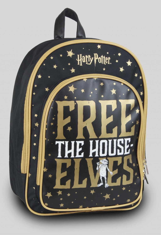 HARRY POTTER - Dobby Free the House Elves Backpack