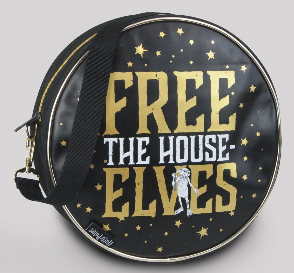 HARRY POTTER - Dobby Free the House Elves Satchel Bag