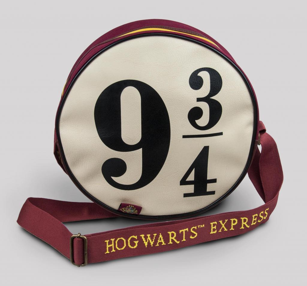 HARRY POTTER - Hogwarts Express 9 3/4 Satchel Bag