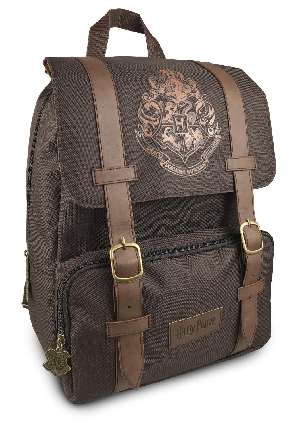 HARRY POTTER - Hogwarts Flap-Over Backpack