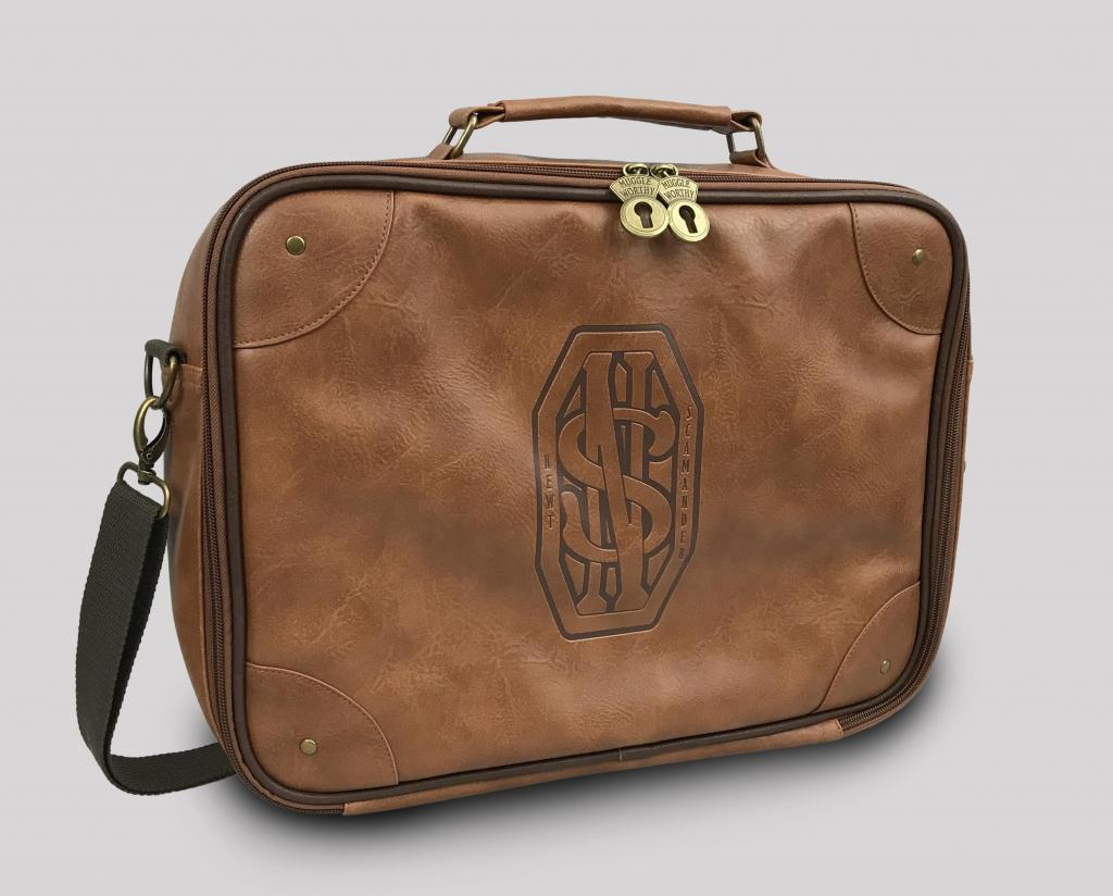 FANTASTIC BEASTS - Norbert Dragonneau Messenger Bag_1