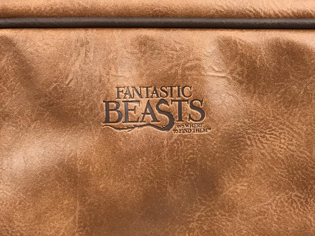FANTASTIC BEASTS - Norbert Dragonneau Messenger Bag_5