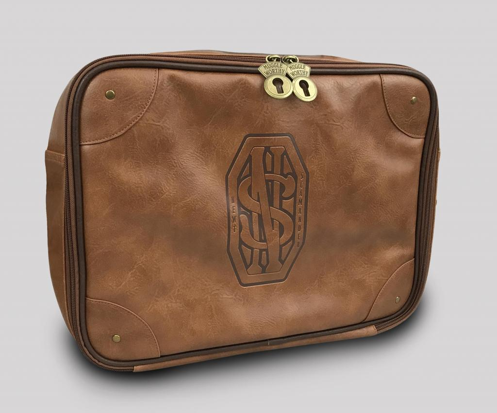 FANTASTIC BEASTS - Norbert Dragonneau Messenger Bag_6