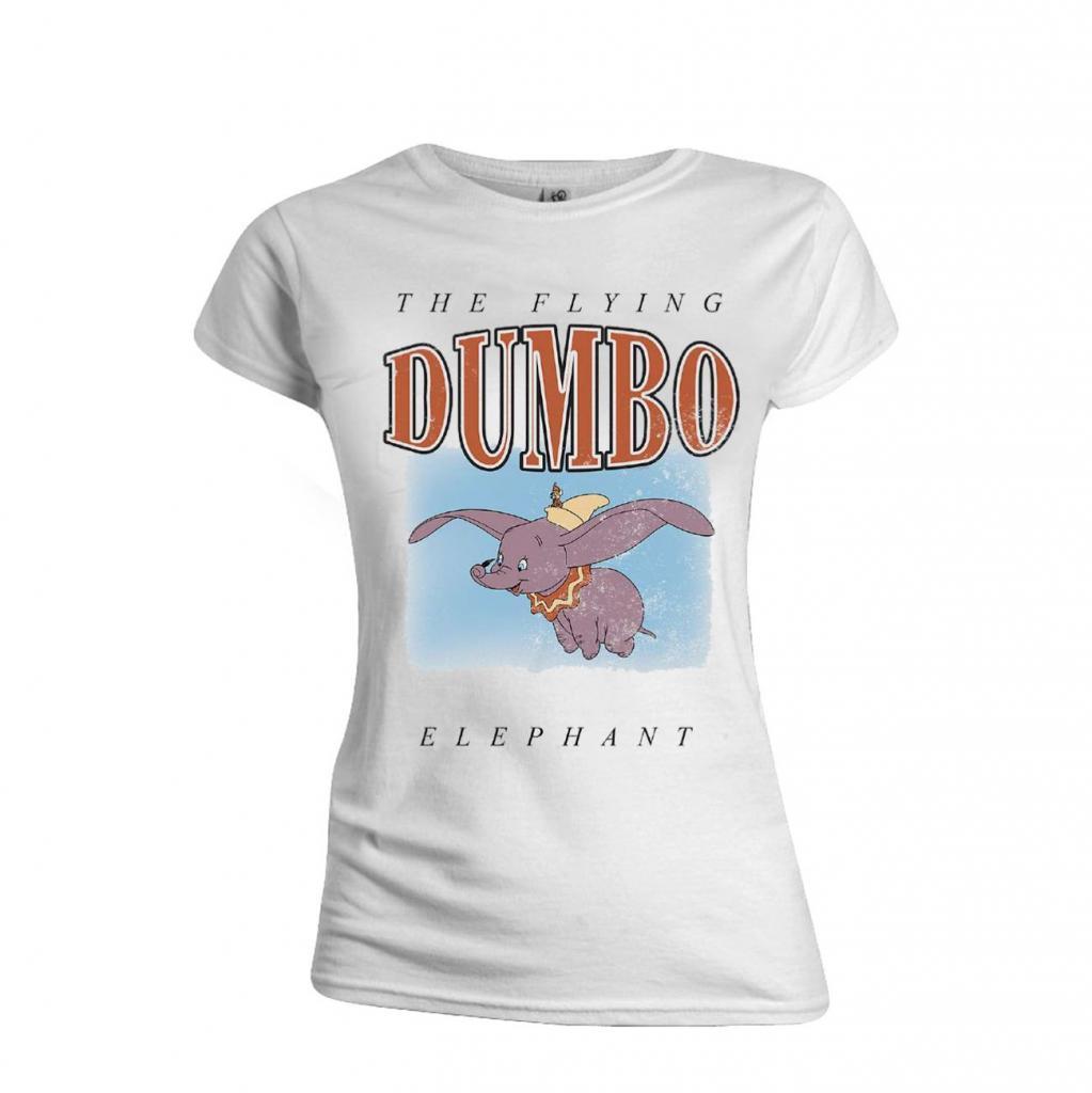 DISNEY - T-Shirt - DUMBO The Flying Elephant - GIRL (S)