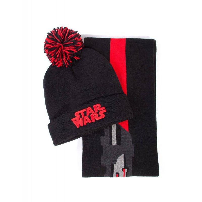 STAR WARS - Darth Vader - Bonnet & Echarpe