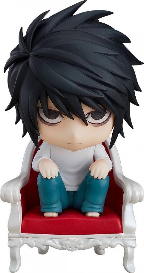 DEATH NOTE - L 2.0 - Figurine Nendoroid 10cm