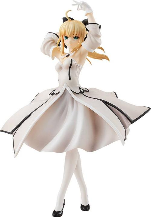 FATE/ GRAND ORDER - Saber Pendragon - Statuette PVC Pop Up Parade 17cm
