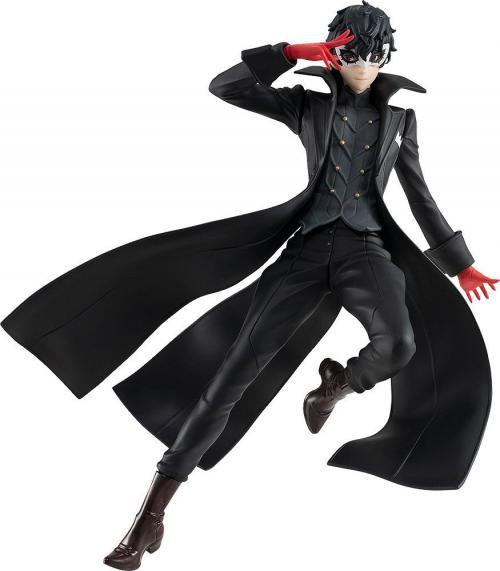 PERSONA 5 - Joker - Statuette PVC Pop Up Parade 17cm