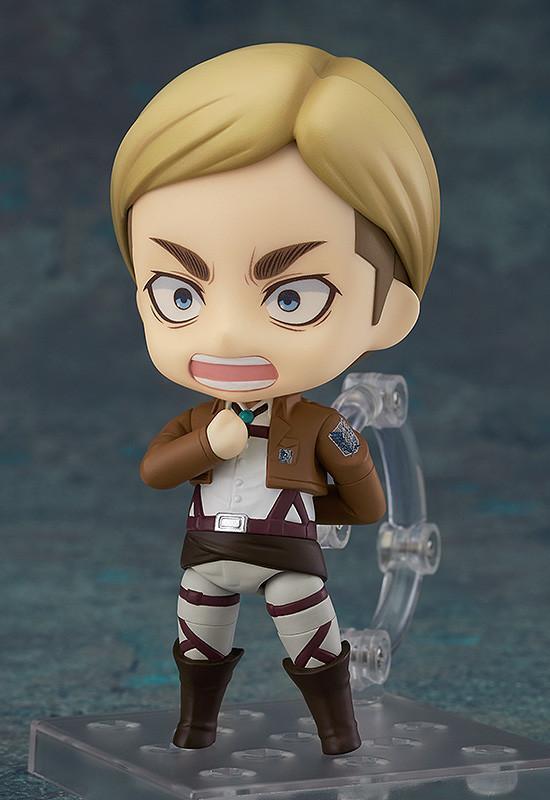 ATTACK ON TITAN - Figurine Nendoroid Erwin Smith
