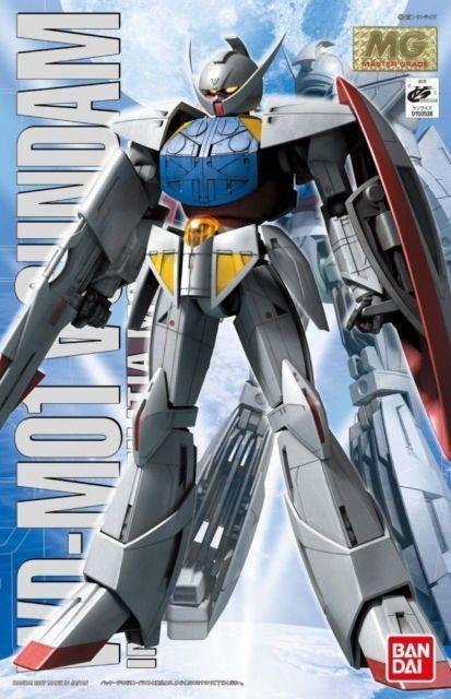 GUNDAM - Model Kit - WD-M01 - MG Turn a Gundam - 1/100