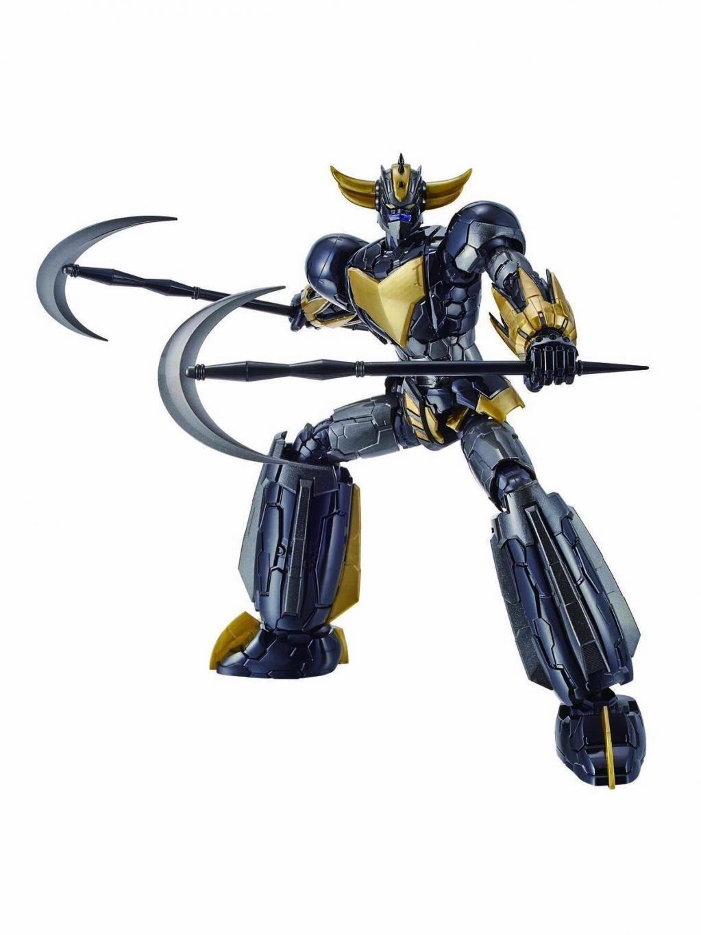 GOLDORAK - Model Kit HG 1/144 - Grendizer Infinity Black Version_5