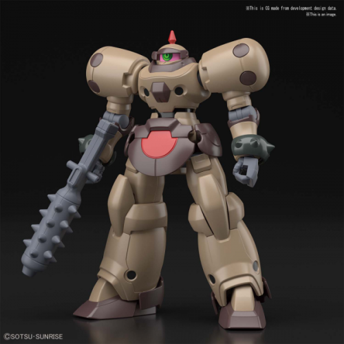 GUNDAM - HGFC - Death Army - Model Kit - 1/144 - 11cm