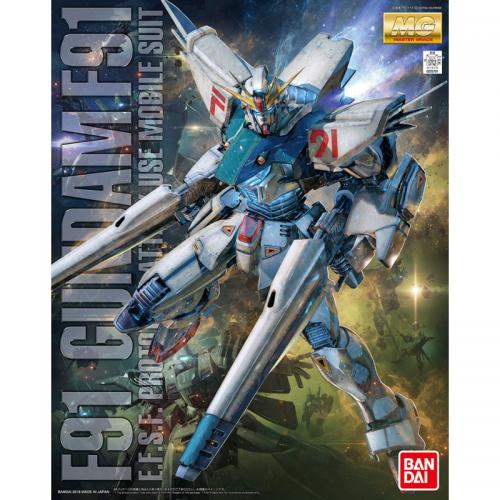 GUNDAM - MG 1/100 - Gundam F91 Ver 2.0 - Model Kit