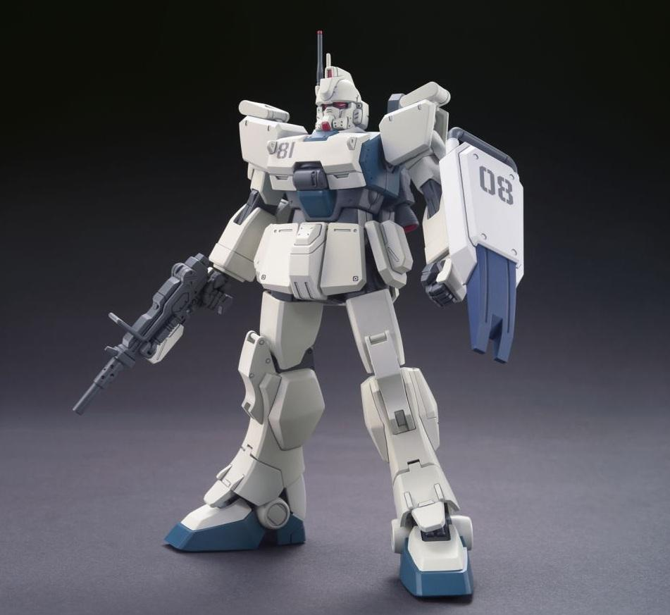 GUNDAM - Model Kit - MG 1/100 - RX-79 Gundam EZ8 - 18CM