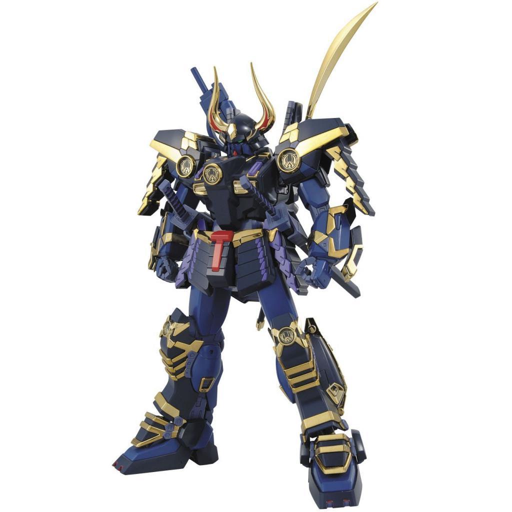 GUNDAM - Model Kit - MG 1/100 - Musha Gundam MK-II - 18CM