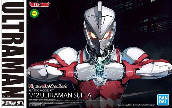 ULTRAMAN - Figure-Rise - Standard 1/12 - Ultraman Suit A - 8cm