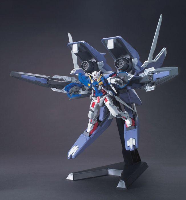 GUNDAM - Model Kit - HG 1/144 - GN Arms + Gundam Exia - 25cm