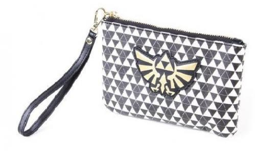 NINTENDO - Zelda Black & White Women's - Porte Monnaie