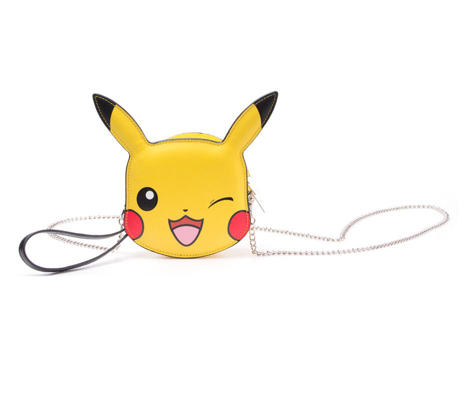 POKEMON - Shaped Girls Wallet - Pikachu