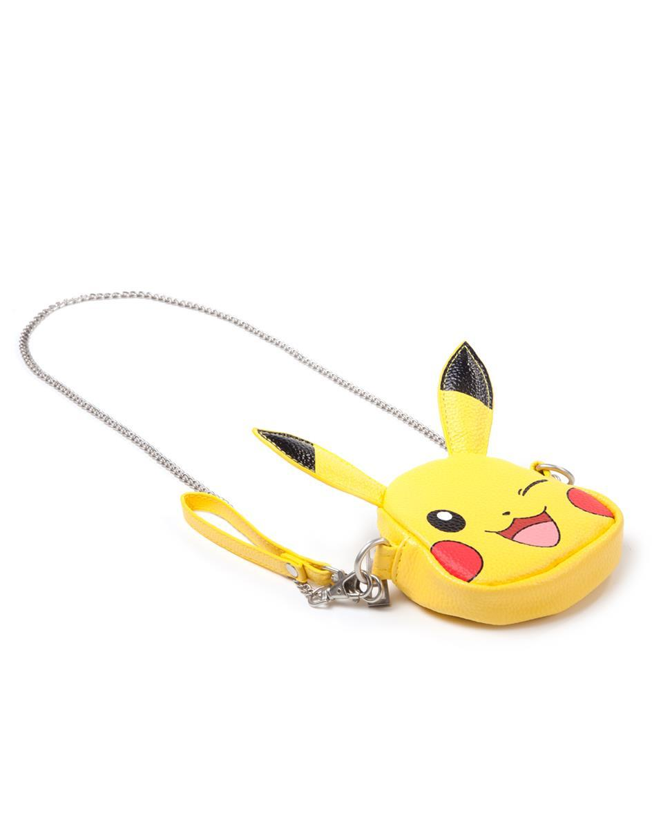 POKEMON - Shaped Girls Wallet - Pikachu_3