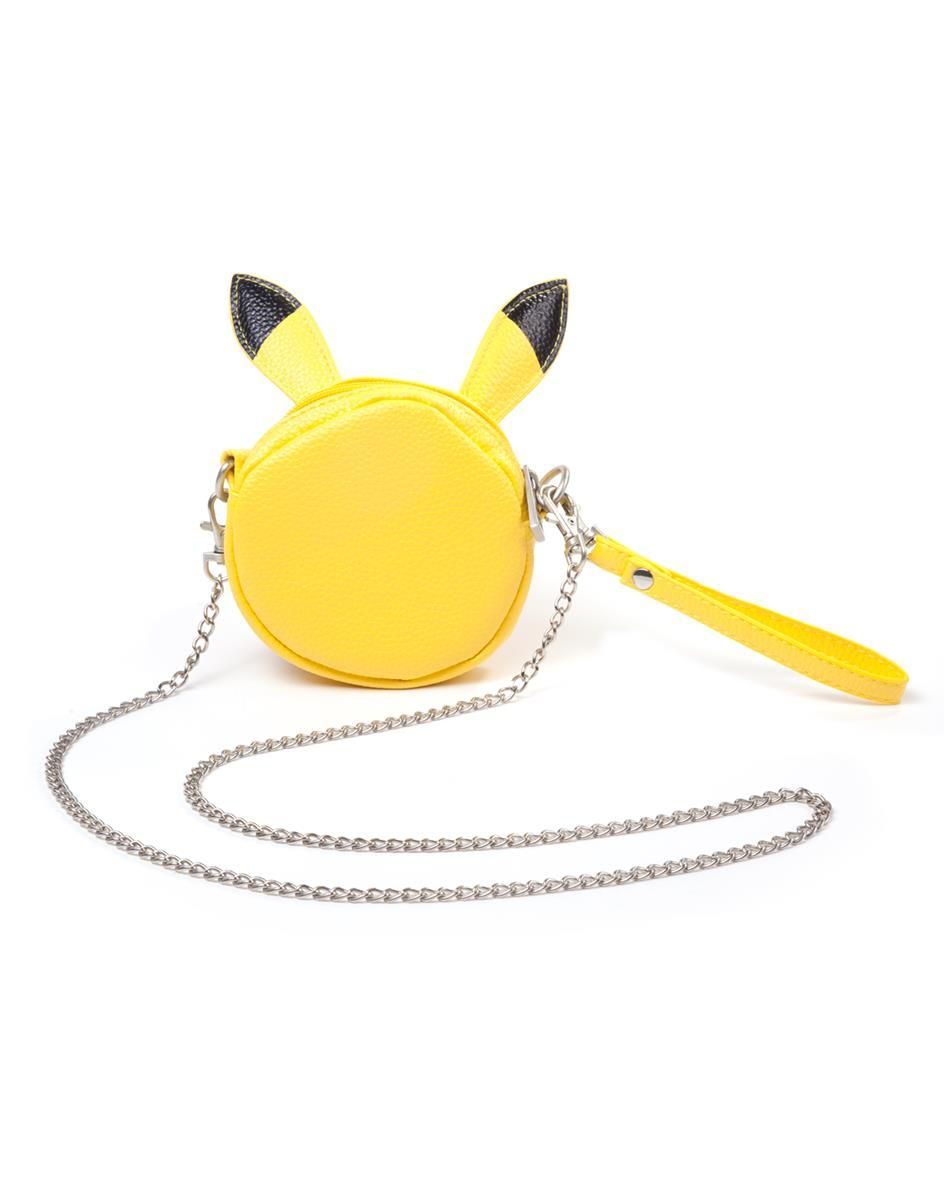 POKEMON - Shaped Girls Wallet - Pikachu_4