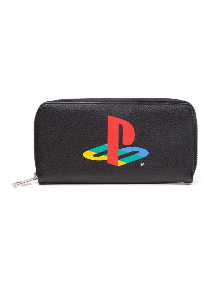 SONY - Playstation - Portefeuille - Femme - Zip Around
