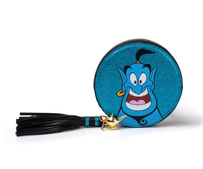 DISNEY - Aladdin Genie Glitter Coin Purse