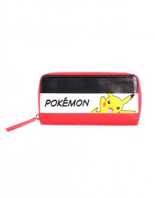 POKEMON - Pikachu - Portefeuille femme