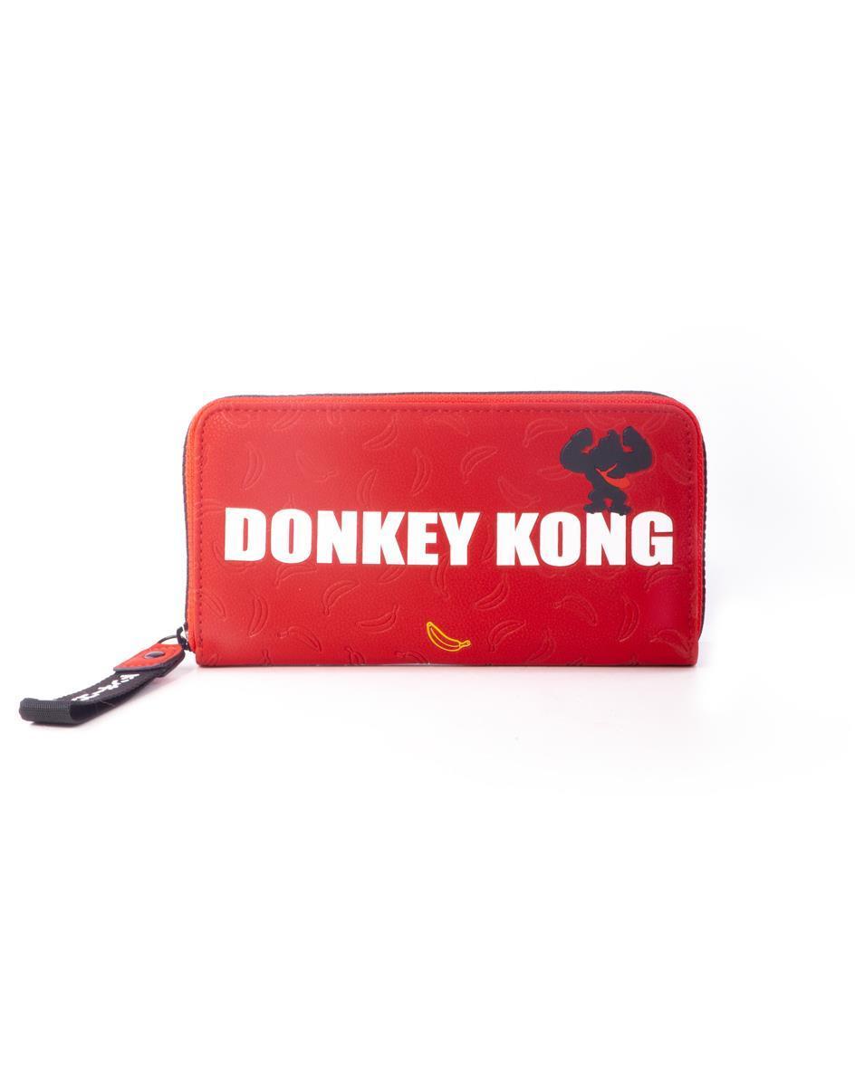 NINTENDO - Donkey Kong - Portefeuille femme_1